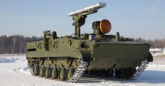 Xem tên lửa chống tăng có tên gọi dịu dàng của quân đội Nga