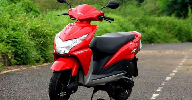 Công nghệ 24h: Chỉ 16 triệu đồng cho xe ga của Honda tại Ấn Độ