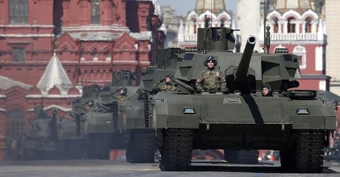 """Những hình ảnh ấn tượng nhất về """"sức mạnh Nga"""" trong Ngày chiến thắng"""