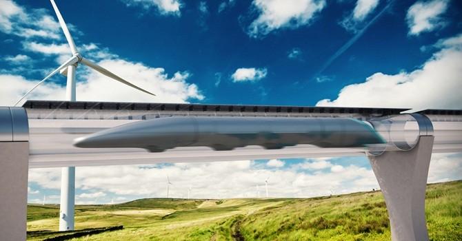 [Video] Tàu siêu tốc 1200km/h sẽ nhanh thế nào?