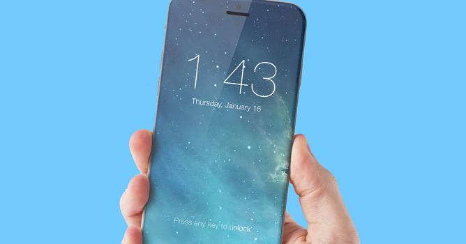 Tới 2017 iPhone mới thay đổi thiết kế?