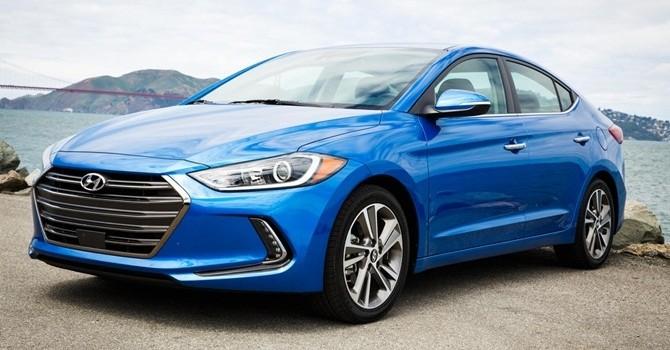 Hyundai Elantra 2017: Vượt lên đối thủ nhờ nhiều công nghệ