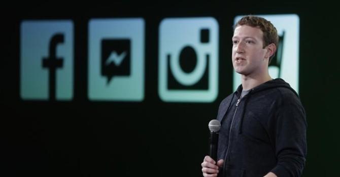 Nhiều tài khoản mạng xã hội của CEO Facebook bị hack
