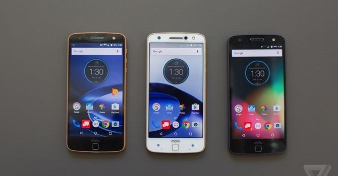 Motorola ra mắt smartphone lắp ghép như Google và LG
