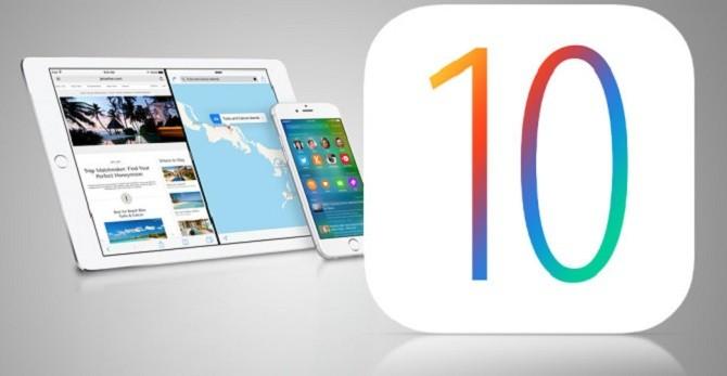 Công nghệ 24h: Apple ra mắt iOS 10 với nhiều nâng cấp cho thiết bị cũ
