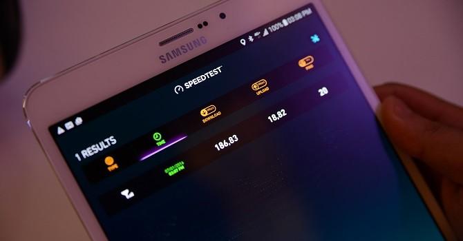 Trải nghiệm nhanh chất lượng 4G của Mobifone