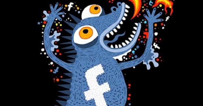 """Bị gọi là """"quái vật"""", Facebook vẫn quyết giữ nguyên chính sách"""
