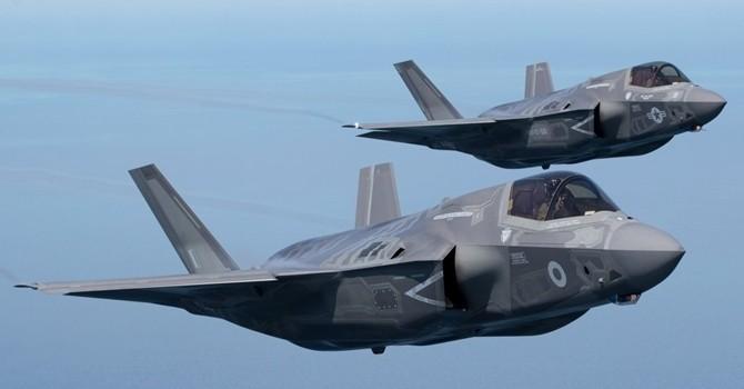 Chiếc F-35 đầu tiên của không quân Anh có gì ghê gớm?