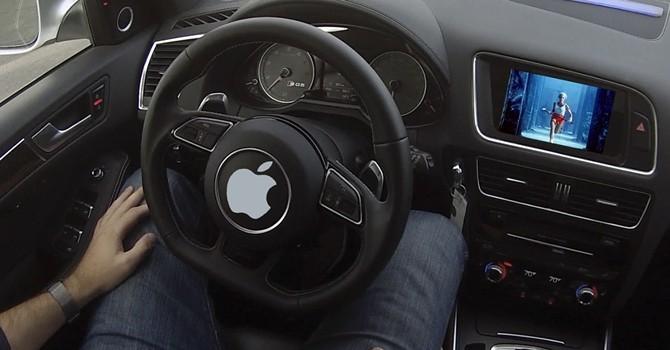Apple chắc chắn sẽ không làm ô tô tự lái