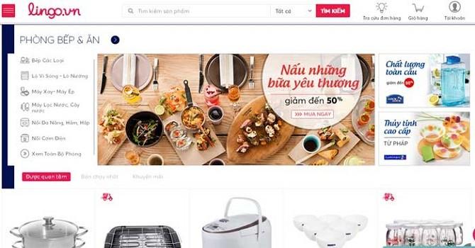 Công nghệ 24h: Thêm một webiste thương mại điện tử ở Việt Nam ngừng hoạt động