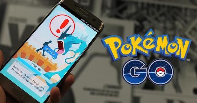Lừa đảo, cướp giật xuất hiện khi chơi Pokemon Go