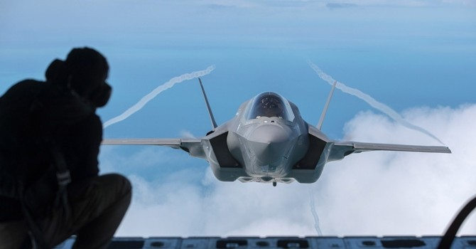 Tiêm kích tàng hình của Trung Quốc sao có thể so với F-35 của Mỹ?