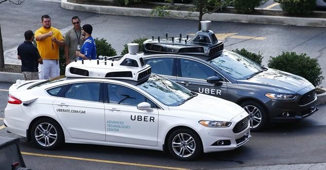 [Video] Uber bắt đầu đưa xe tự lái vào sử dụng thực tế