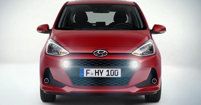 Công nghệ 24h: Hyundai i10 nâng cấp cạnh tranh gay gắt với Kia Morning