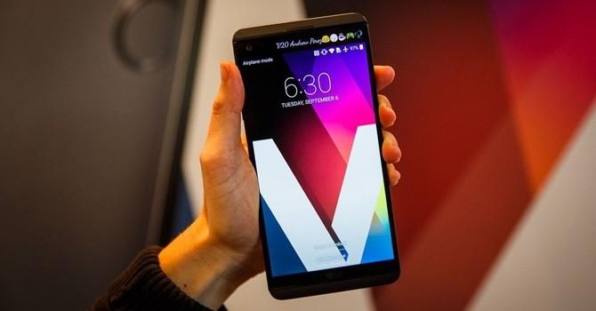 LG ra mắt smartphone 2 màn hình chạy Android 7 đầu tiên