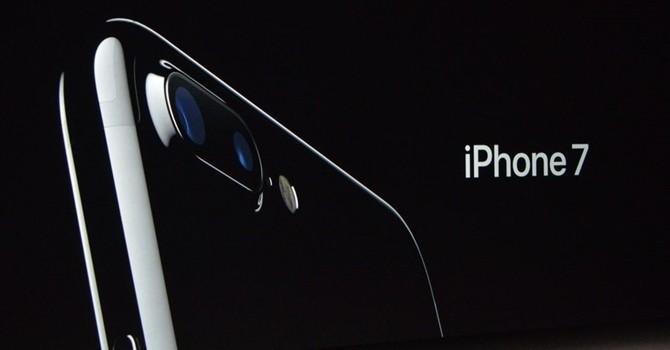 iPhone 7 và 7 plus chính thức ra mắt gây ấn tượng mạnh với người dùng