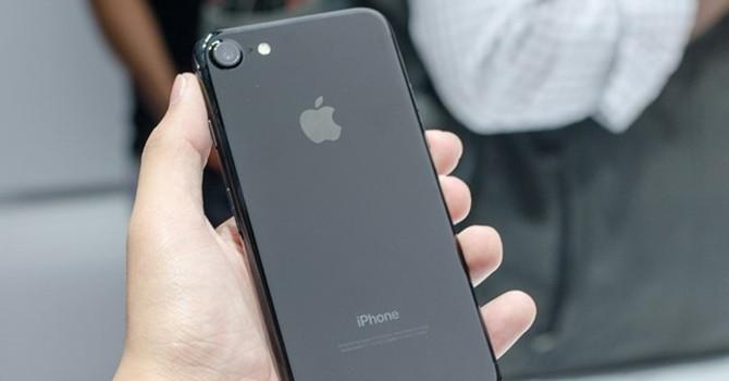 iPhone 7 phát ra âm thanh lạ khi chạy ứng dụng?