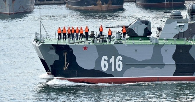 Nga sẽ trang bị pháo kỹ thuật số cho tàu chiến