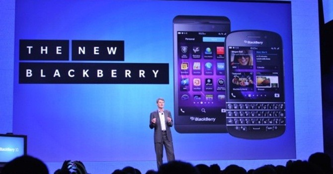 Công nghệ 24h: Blackberry sắp dừng làm điện thoại?