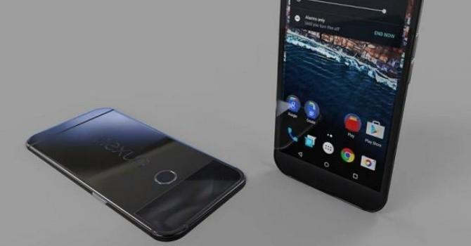 Smartphone tiếp theo của Google lộ những hình ảnh đầu tiên