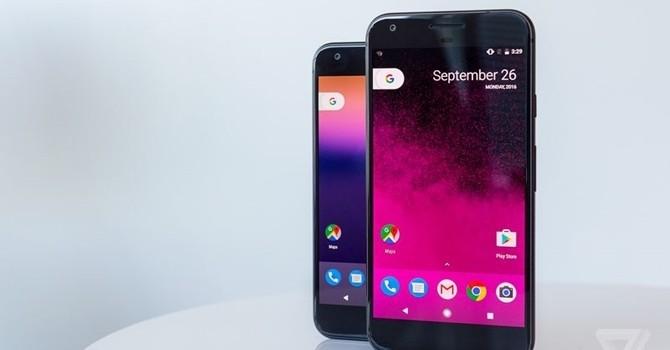 Google giới thiệu smartphone có thiết kế như iPhone nhưng camera ấn tượng hơn