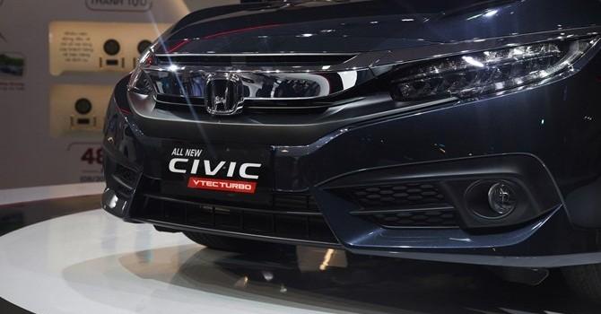 Công nghệ 24h: Honda Civic ra mắt phiên bản mới