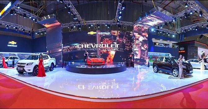 [Video] Những điểm nhấn trong triển lãm ô tô Việt Nam 2016