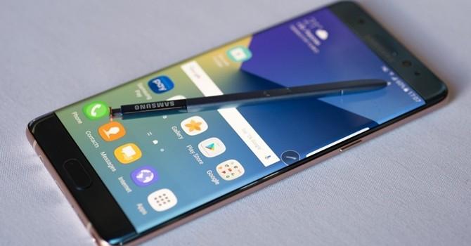 Samsung quyết định dừng sản xuất Galaxy Note 7