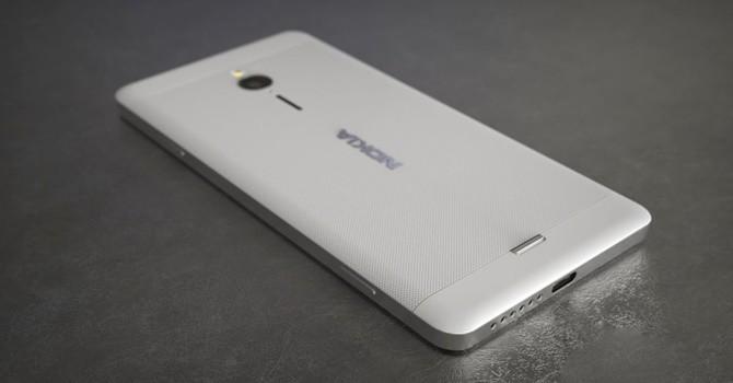 Công nghệ 24h: Chi tiết chiếc điện thoại Android của Nokia