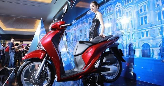 Công nghệ 24h: Honda ra mắt SH mới với nhiều năng cấp