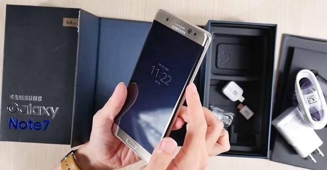 Công nghệ 24h: Note 7 thật bị thu hồi, Note 7 giả vẫn bán bình thường