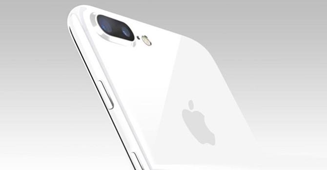 Sau màu đen bóng, iPhone 7 Plus có thêm màu trắng bóng?