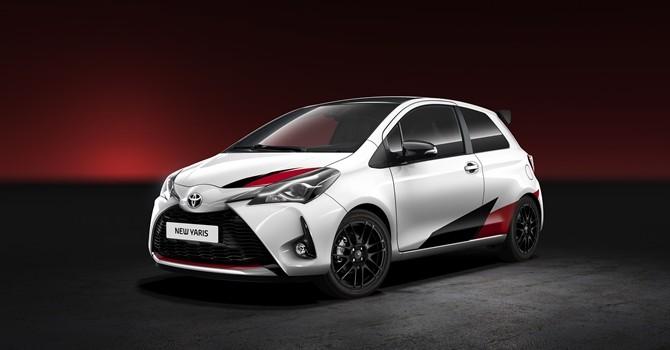 """Toyota Yaris sẽ ra mắt phiên bản """"xe đua"""" trong tháng 3"""
