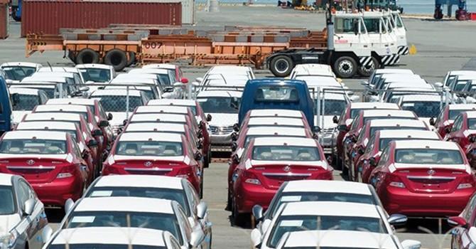 Công nghệ 24h: Áp dụng biện pháp tự vệ khi lượng ô tô nhập khẩu tăng mạnh