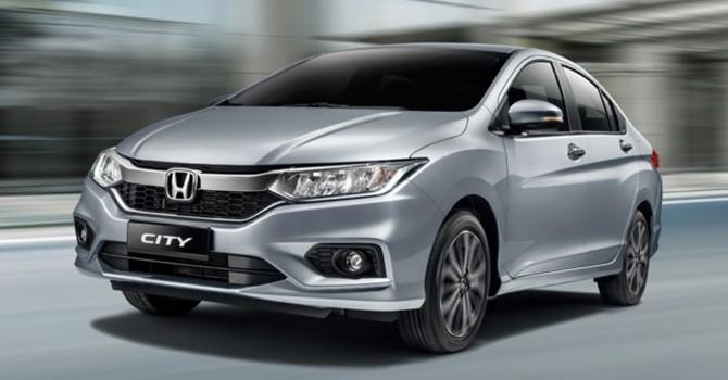 Công nghệ 24h: Honda City nâng cấp gì để cạnh tranh với Vios?