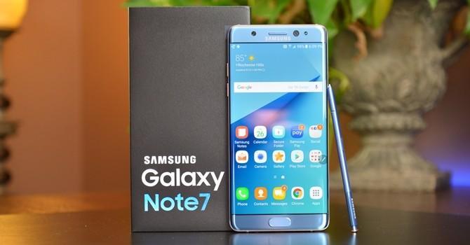 Galaxy Note 7 sẽ được bán lại chính thức ngay từ đầu tháng 7