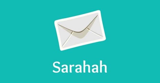 Ứng dụng tin nhắn Sarahah đang đánh cắp danh bạ người dùng