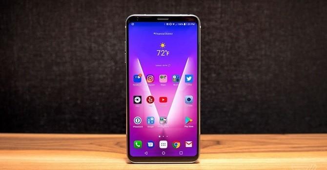 LG giới thiệu điện thoại mới giống Galaxy S8 để cạnh tranh với iPhone 8