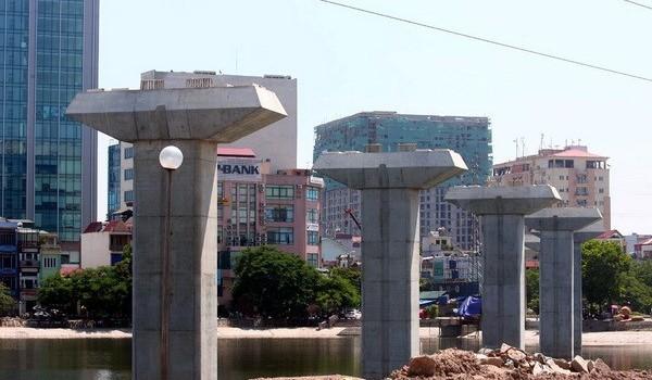 Chi thêm 400 tỷ đồng tiền đền bù dự án đường sắt trên cao