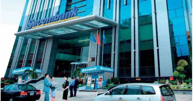 Phó tổng giám đốc đăng ký bán 100.00 cổ phiếu Sacombank