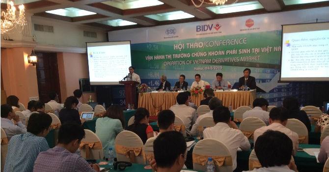 Sắp xây dựng hợp đồng tương lai cho VN30 và HNX30