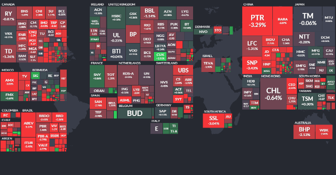 Trước giờ giao dịch 24/9: Dầu sụt 4%, thị trường đang nhạy cảm hơn