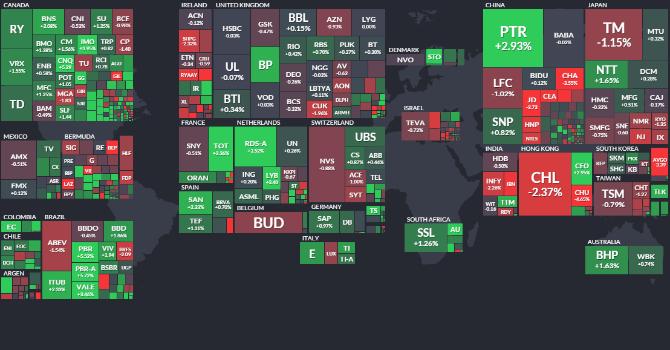 Trước giờ giao dịch 7/10: Cổ phiếu dầu khí lại gây chú ý