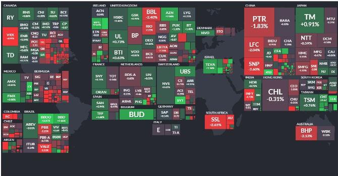 Trước giờ giao dịch 18/11: Dầu lại về 40 USD/thùng, cổ phiếu dầu khí có hết động lực tăng?