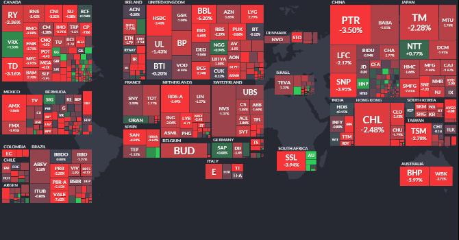 Trước giờ giao dịch 7/1: Giá dầu lại là nỗi ám ảnh dòng cổ phiếu dầu khí