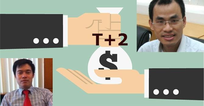 Nhìn lại một tuần áp dụng T+2: Ứng trước tiền bán giải quyết nỗi lo tiền về