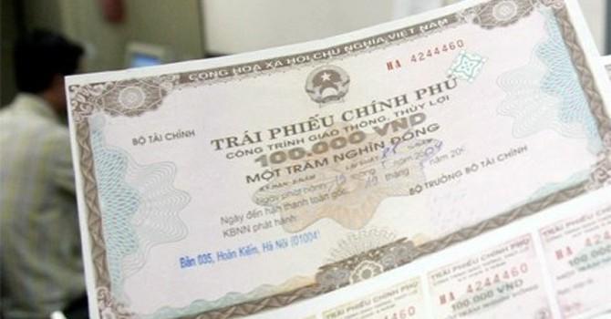 Huy động hơn 24,4 nghìn tỷ đồng qua đấu thầu trái phiếu chính phủ tháng 1