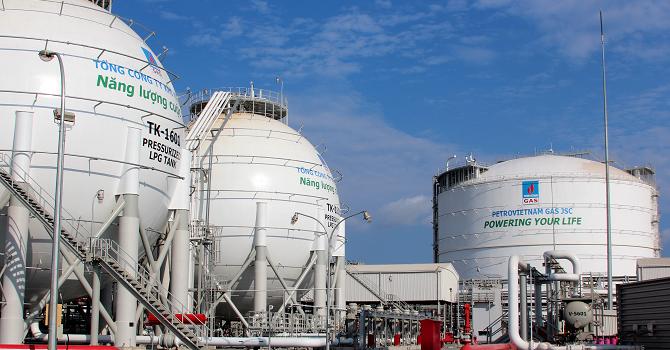Tăng nóng chỉ ở GAS, PVD, cổ phiếu dầu khí đã hết dư địa tăng mạnh