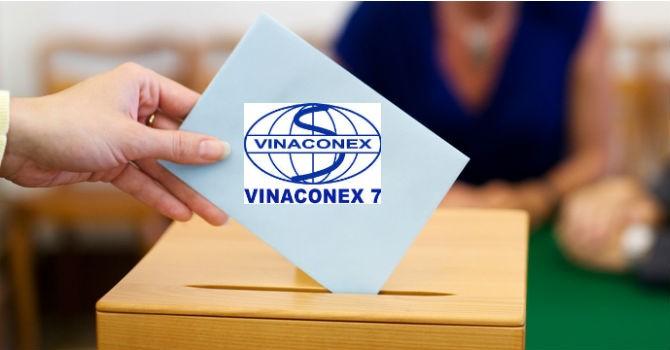 ĐHĐCĐ Vinaconex 7: Chiếm dụng thuế có hiệu quả?
