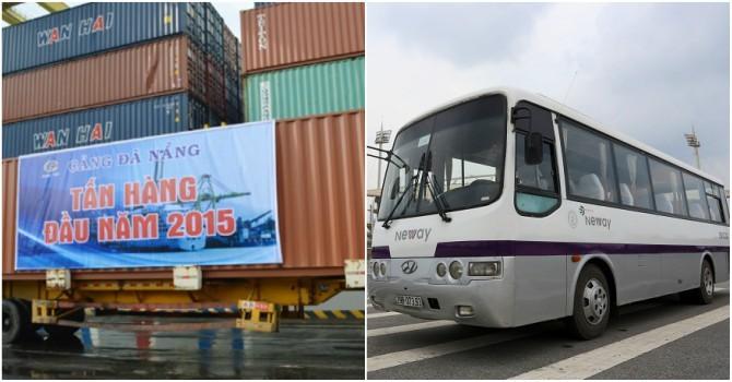 UPCoM đón thêm 2 cổ phiếu vận tải và cảng biển